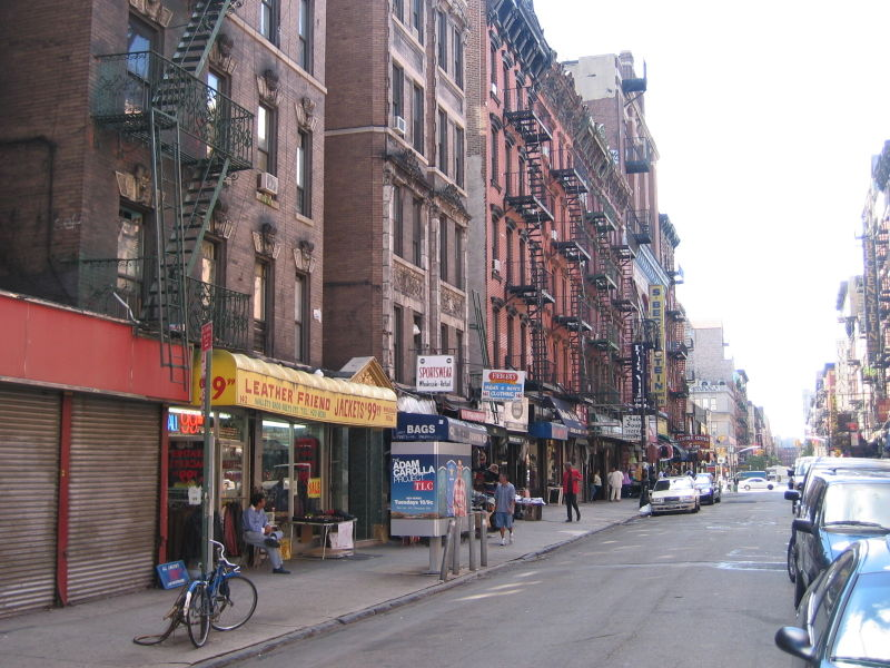 Lower East